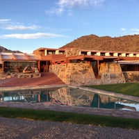 Foto scattata a Taliesin West da Louise G. il 3/31/2018