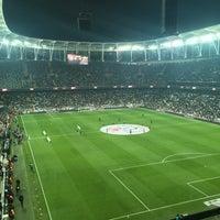 11/17/2017 tarihinde Fırat ..ziyaretçi tarafından Vodafone Park'de çekilen fotoğraf