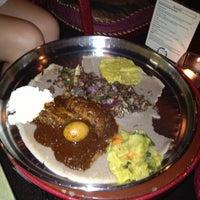 7/19/2013에 Erik W.님이 Ras Dashen Ethiopian Restaurant에서 찍은 사진