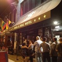 10/6/2012にCorrie D.がRock & Roll Hotelで撮った写真