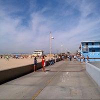 Photo prise au Hermosa Beach - The Strand par Brandon le3/2/2013