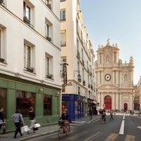 Photo prise au Hôtel Saint-Paul le Marais par Xavier C. le7/13/2013