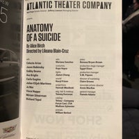 2/27/2020 tarihinde Kenji F.ziyaretçi tarafından Atlantic Theater Company (Linda Gross Theater)'de çekilen fotoğraf