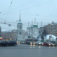 Снимок сделан в Большая Сухаревская площадь пользователем Dasha C. 1/30/2013