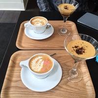6/3/2015 tarihinde Rohit G.ziyaretçi tarafından Ogawa Coffee Boston'de çekilen fotoğraf