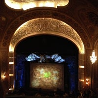 Das Foto wurde bei Paramount Theatre von Diana H. am 10/20/2012 aufgenommen