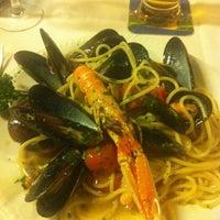 Foto scattata a Ristorante Del Sole da Hak P. il 12/22/2012