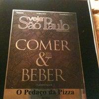 Foto diambil di O Pedaço da Pizza oleh Fulvio M. pada 6/6/2013