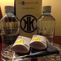 10/6/2012 tarihinde Ellie K.ziyaretçi tarafından The Heathman Hotel'de çekilen fotoğraf