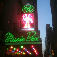 Music Box Theatre Theater District 56 Tips From 10765 Visitors