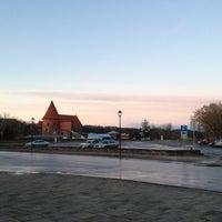 Снимок сделан в Каунасский замок пользователем Gytis 1/7/2012