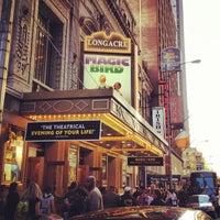 Foto diambil di Longacre Theatre oleh Jenn B. pada 4/17/2012