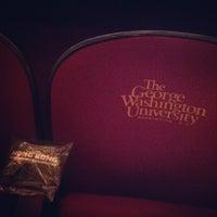 Foto tomada en Lisner Auditorium por Jeromy-Yu C. el 7/14/2012