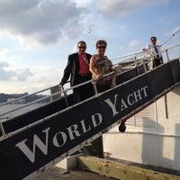 8/11/2012에 Frank C.님이 World Yacht에서 찍은 사진