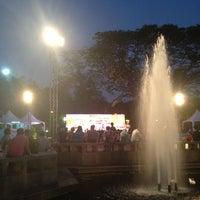 Das Foto wurde bei Saranrom Park von Sai Peemnara W. am 2/22/2012 aufgenommen