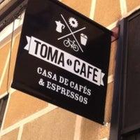 8/10/2011에 Patricia A.님이 Toma Café에서 찍은 사진