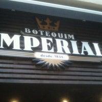 9/4/2012 tarihinde Eduardo Abreuziyaretçi tarafından Botequim Imperial'de çekilen fotoğraf