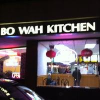 Menu Bo Wah Kitchen Chinese Restaurant In Bay Shore