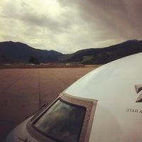 7/3/2012 tarihinde Anthony D.ziyaretçi tarafından Aspen/Pitkin County Airport (ASE)'de çekilen fotoğraf