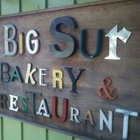 Photo prise au Big Sur Bakery par T. Aaron Carter le10/10/2011