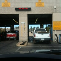 Photo Taken At Adeq Vehicle Emissions Testing Station By Jami G On 12 10