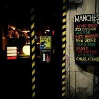Photo prise au Manchester par RaMGoN le8/4/2012