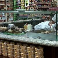 11/18/2011 tarihinde fernanda l.ziyaretçi tarafından Food Court Parque Lambramani'de çekilen fotoğraf