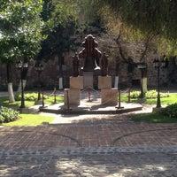 Снимок сделан в Casa Natal de Morelos пользователем Erik Darko G. 1/6/2012