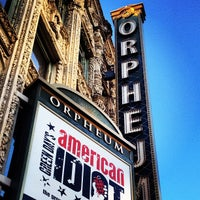 Foto scattata a SHN Orpheum Theatre da Lindsey B. il 6/28/2012