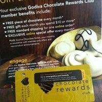 Godiva Chocolatier - Chocolate Shop in Garden City
