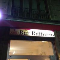 รูปภาพถ่ายที่ Bar Rattazzo โดย Alberto P. เมื่อ 2/19/2012