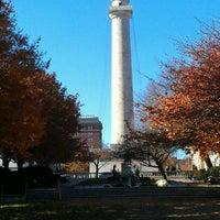 Снимок сделан в Washington Monument пользователем Mark R. 11/12/2011