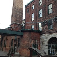Photo prise au The Distillery Historic District par Pere A. le1/27/2012