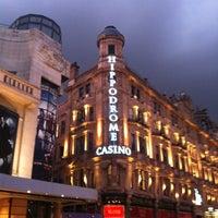 Hippodrome casino leicester square london england