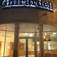 Ghirardelli Chocolate Ice Cream
