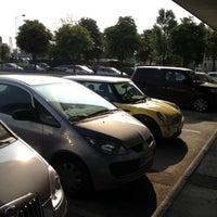 Foto scattata a Parcheggio Via Sassonia da Namer M. il 7/26/2012
