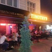 7/30/2012 tarihinde mehmet Ç.ziyaretçi tarafından Timothy's'de çekilen fotoğraf