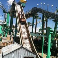 Foto scattata a Castles N' Coasters da Mary Fer il 7/21/2012