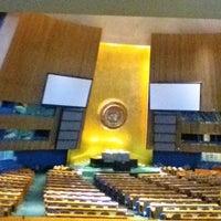 Das Foto wurde bei Vereinte Nationen von Black I. am 6/18/2012 aufgenommen