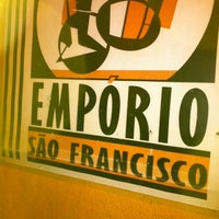 7/14/2012 tarihinde Marcos P.ziyaretçi tarafından Empório São Francisco'de çekilen fotoğraf