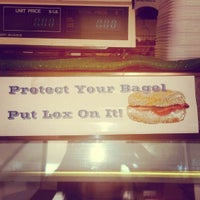 Photo Taken At Bagel Twins By Marcia Marciamarcia C On 2