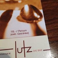 Foto tirada no(a) lutz - die bar por Robert L. em 4/13/2013