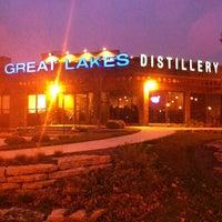 11/7/2012にToast M.がGreat Lakes Distilleryで撮った写真