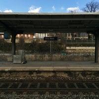 Das Foto wurde bei Bahnhof Jena West von Markus W. am 12/26/2014 aufgenommen
