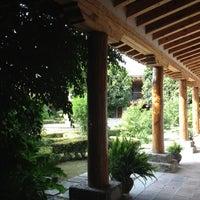 Foto tomada en Hacienda Cantalagua Hotel & Country Club por Cecilia el 11/21/2012