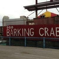 Снимок сделан в The Barking Crab пользователем Stephen H. 6/6/2013