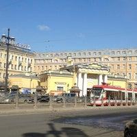 Снимок сделан в Сенная площадь пользователем Светлана 3/22/2013
