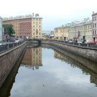 Снимок сделан в Сенная площадь пользователем Светлана 6/16/2013