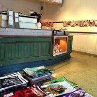 1/14/2013 tarihinde Brad G.ziyaretçi tarafından Analog Coffee'de çekilen fotoğraf