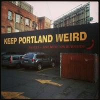 keep portland weird downtown portland ポートランド or